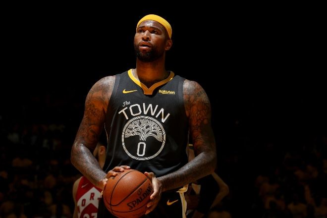Lakers' DeMarcus Cousins Reportedly Suffers Torn ACL in Knee During Las Vegas Workout