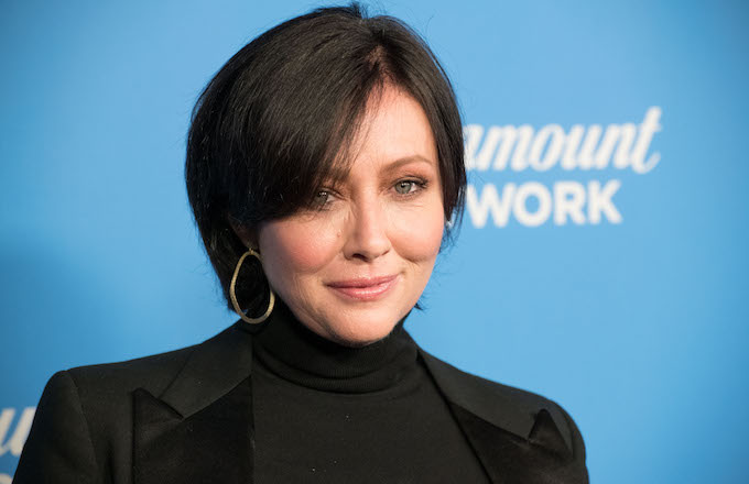 Shannen Doherty to Guest Star on 'Riverdale' Season 4 Premiere as Part of Luke Perry Tribute