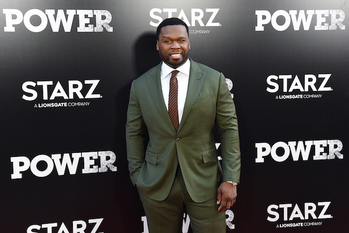 50 Cent Shares Huge 'Power' Spoiler Amid Continued Issues With Starz