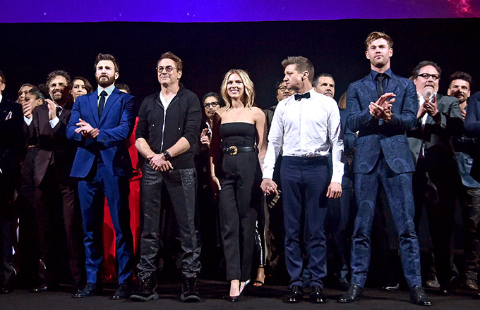 Preview the Goofy 'Avengers: Endgame' Blooper Reel