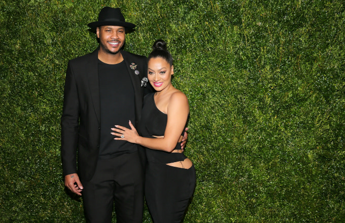 Carmelo Anthony Blasts Reports That He's Cheating on La La: 'This Sh*t Ain't Cool No More'