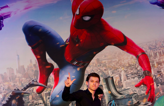 Here Are Critics' Early Reactions to 'Spider-Man: Far From Home'