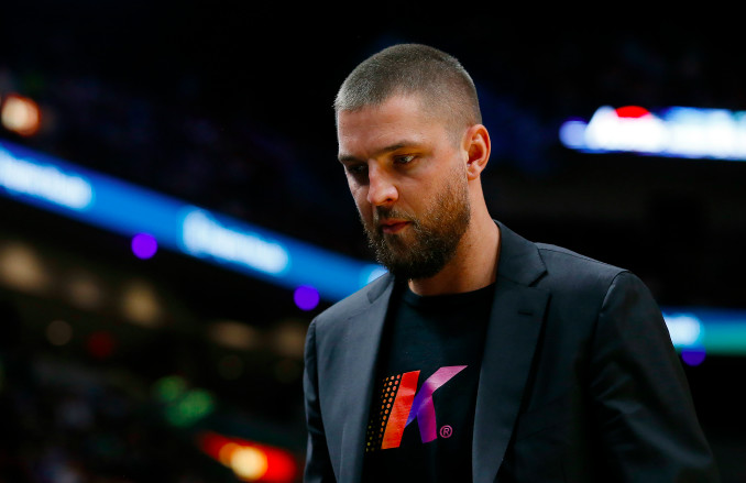 Chandler Parsons Suffers 'Severe and Permanent' Injuries During Car Accident
