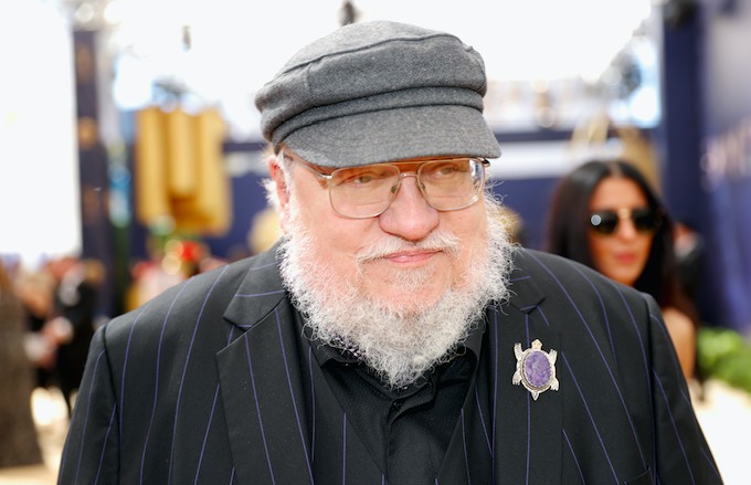 George R.R. Martin Says 'Game of Thrones' Series Finale Was 'Freeing'