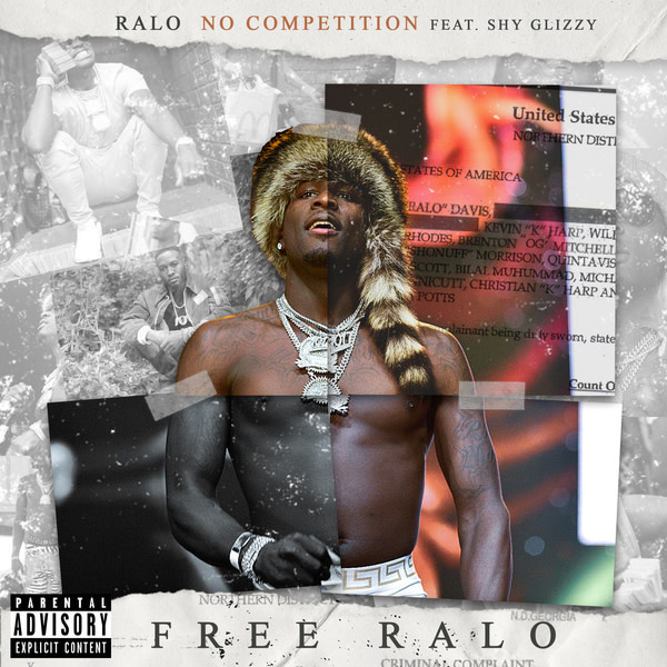 """Premiere: Ralo Connects With Shy Glizzy for """"No Competition"""""""