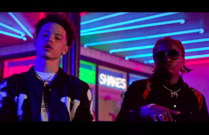 "Lil Mosey Drops Video for Gunna-Assisted Single ""Stuck in a Dream"""