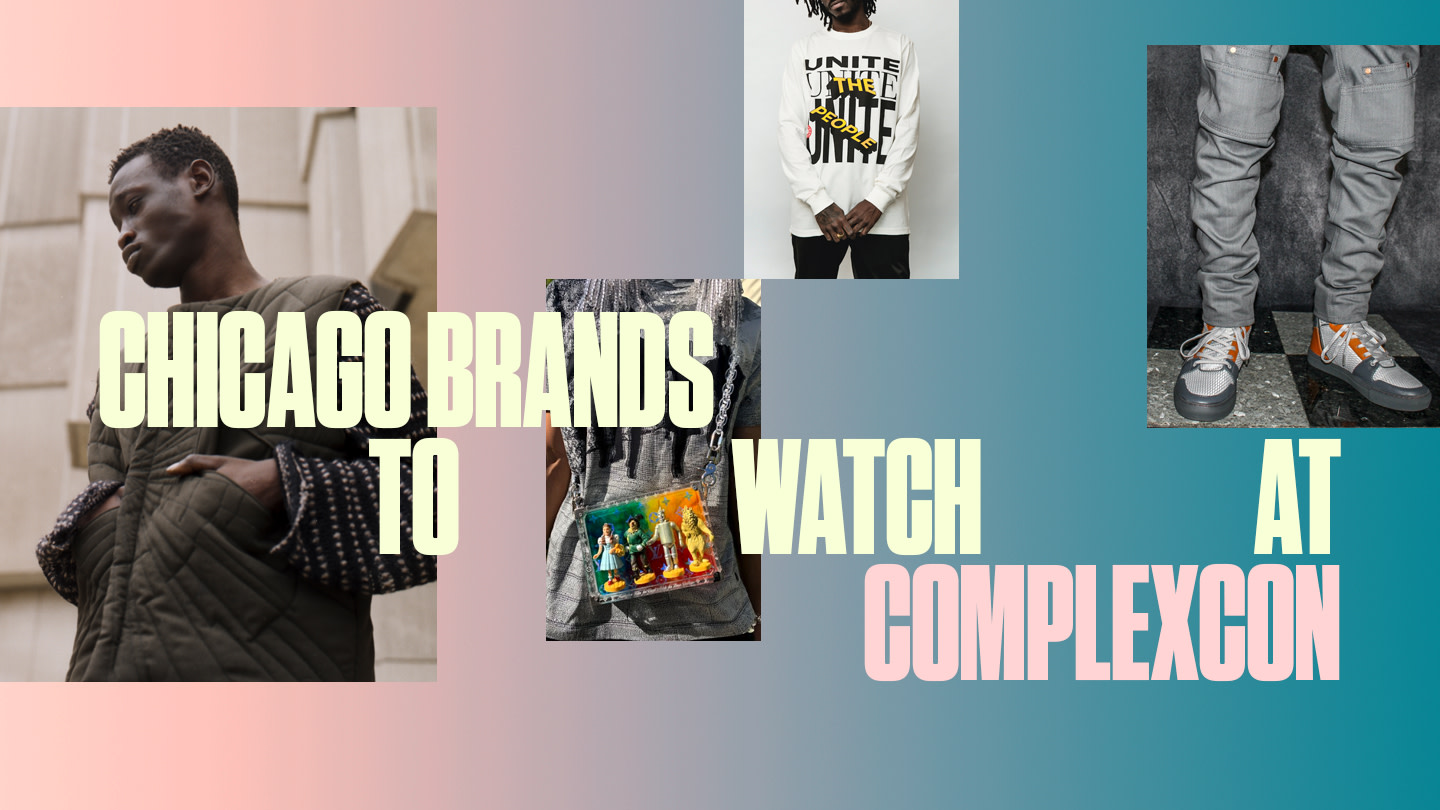 These Fashion Brands Are Putting on for Chicago