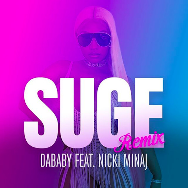 "Nicki Minaj Shares Remix of DaBaby's ""Suge (Yea Yea)"""