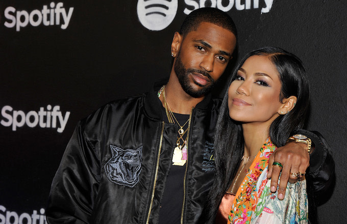 """Fans React to Big Sean's Raunchy Lyrics in Jhené Aiko's New Song """"None of Your Concern"""""""