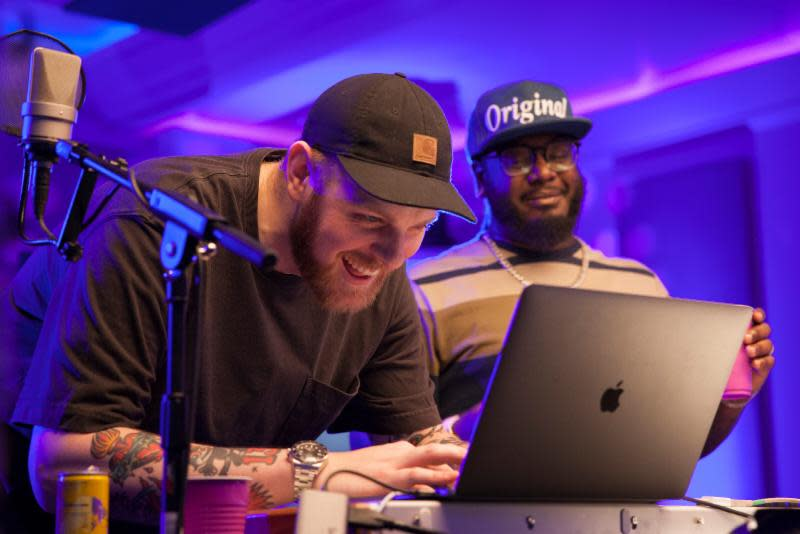 T-Pain Links With Kenny Beats for New Episode of 'Red Bull Remix Lab'