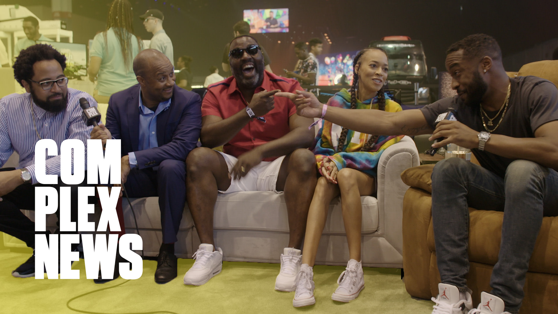 Comedy Central 'South Side' Stars Talk Repping Chicago at ComplexCon