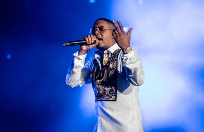 "Nas Addresses Past Relationships on 'Lost Tapes 2' Cut ""Beautiful Life"""