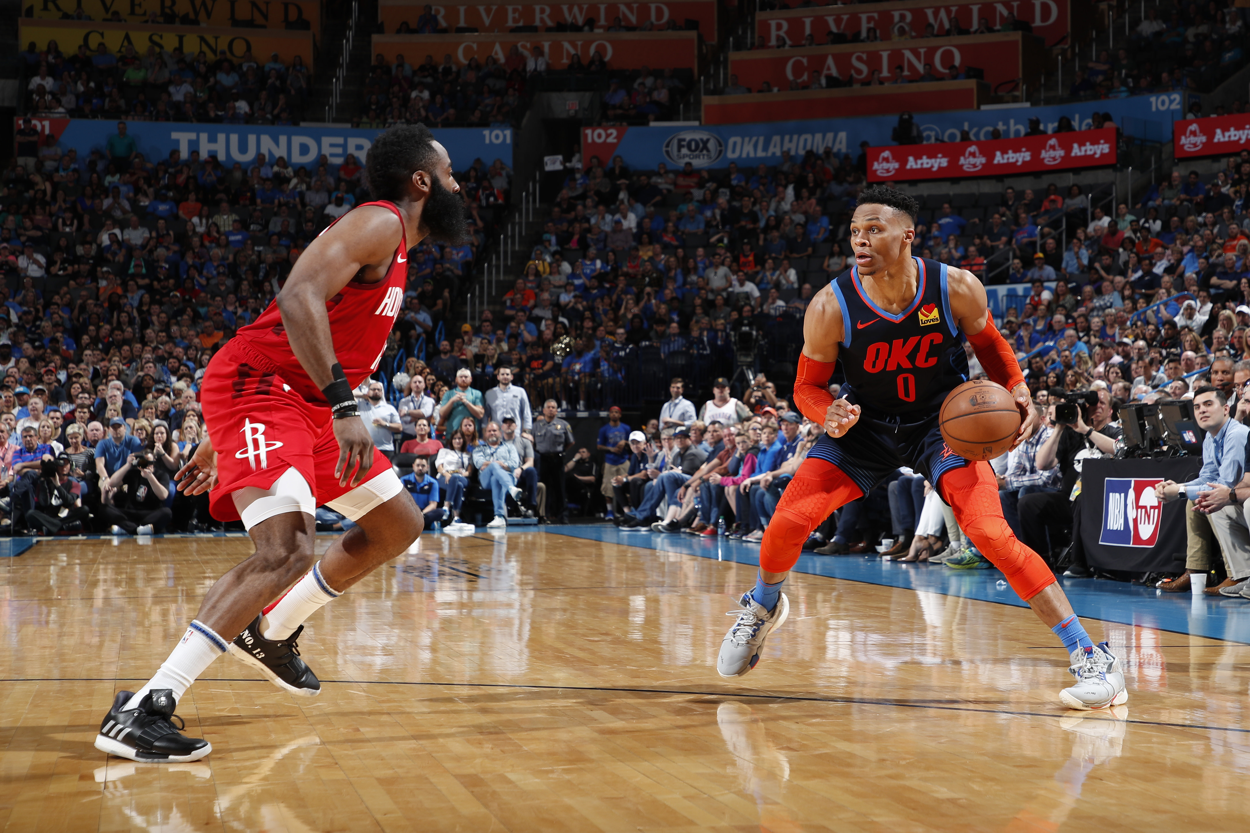 NBA Trade Winners & Losers: Russell Westbrook Traded to Houston Rockets