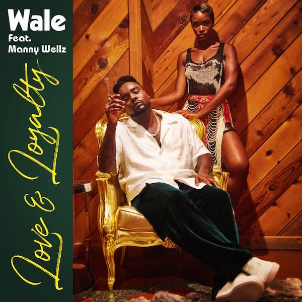 """Wale Drops New Track """"Love & Loyalty"""" Featuring Manny Wellz"""