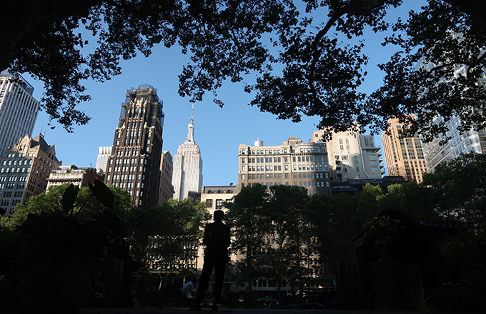 Major Power Outage Hits Parts of Manhattan