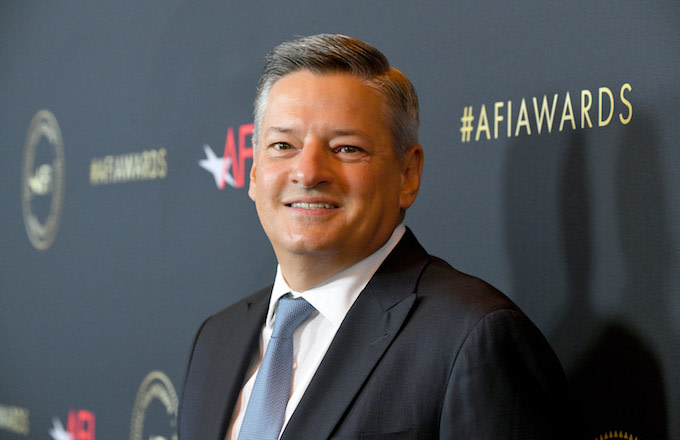 Netflix Chief Content Officer Ted Sarandos Says It's 'Still Pretty Cheap'