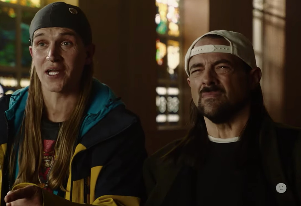 Watch the First 'Jay and Silent Bob Reboot' Trailer