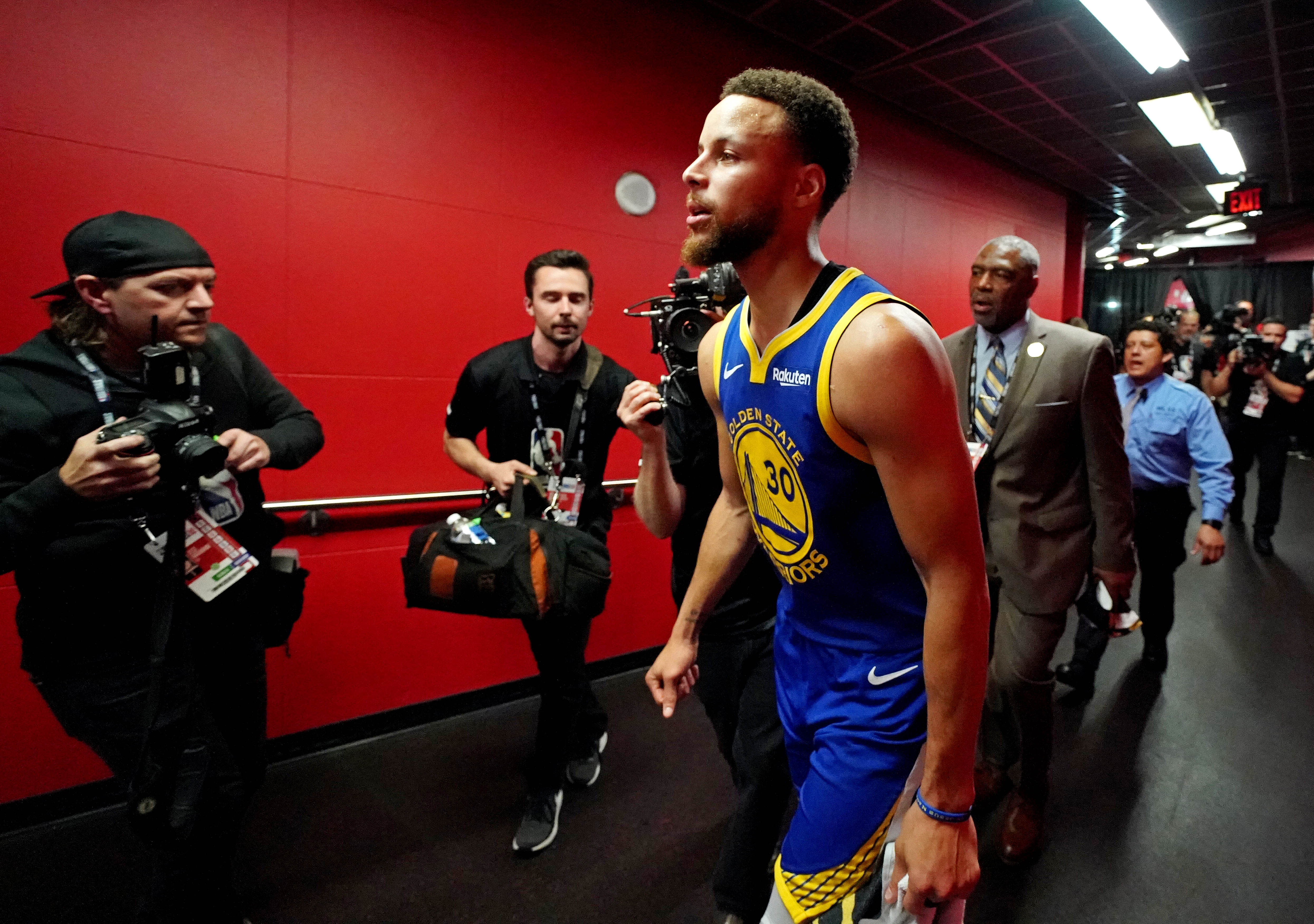 Steph Curry Tells Us Why He's 'More Proud' of This Year's Warriors Than Last Year's