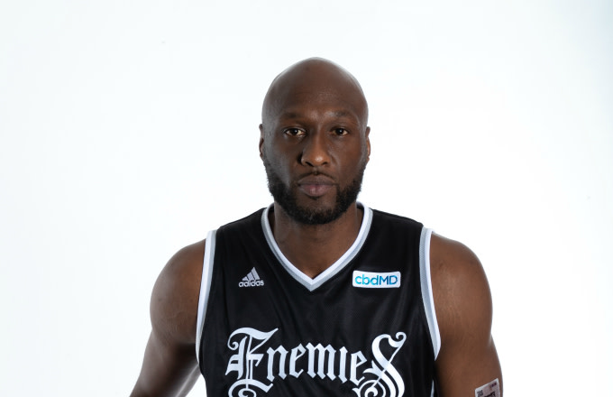 Lamar Odom Says He Has No Beef With the BIG3: 'I Wish Them Well'