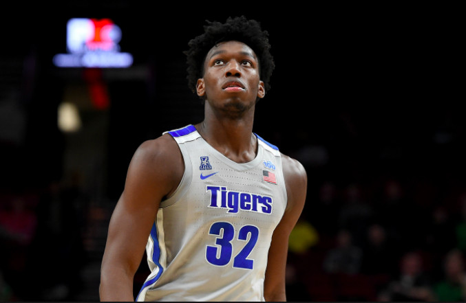 Memphis' James Wiseman Suspended for 12 Games, Ordered to Donate $11,500 to Charity
