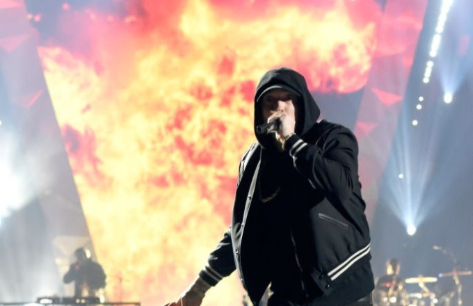 "Eminem Takes Aim at Lord Jamar on New Song ""I Will"""