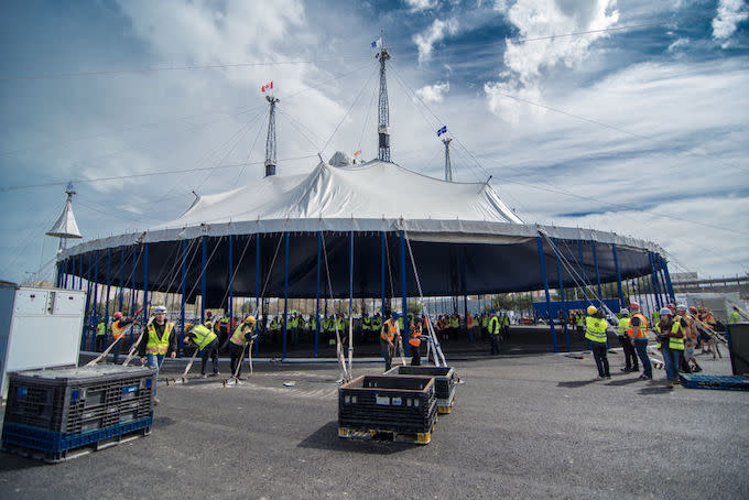Cirque du Soleil Performer Dies After Fall During Show in Florida