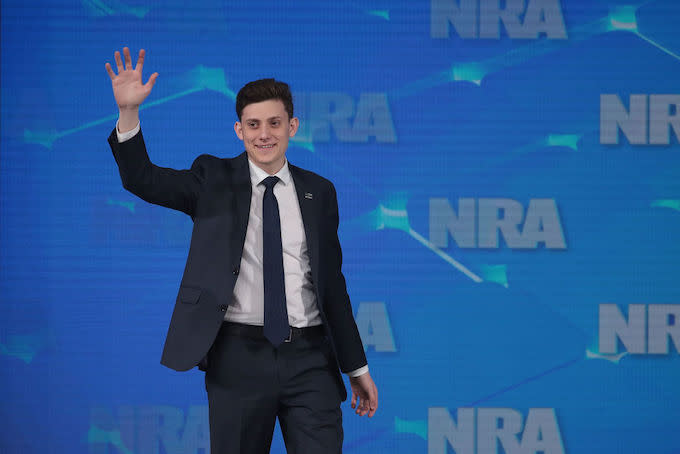 Harvard Rescinds Admission of Pro-Gun Parkland Survivor for Racist Remarks