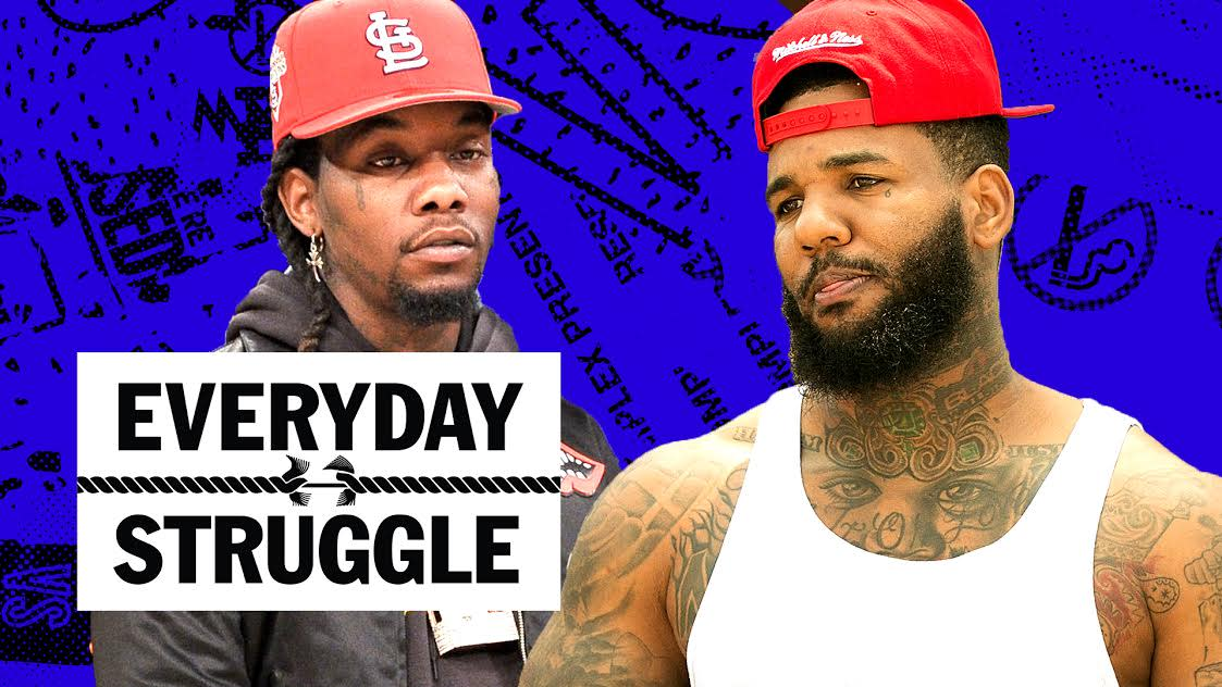 Offset Says Hip-Hop is Black Culture, Game LP Review, Are Rap Legends Respected?   Everyday Struggle
