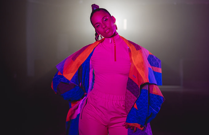 """Alicia Keys Goes Retro for Her """"Time Machine"""" Video"""