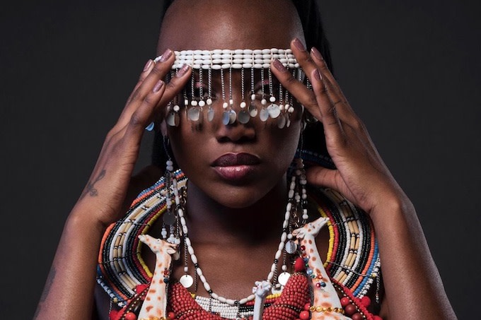 "Premiere: Lulu James Goes Back To Her Tanzanian Roots For Groove-Filled ""Zim Zimmer"""