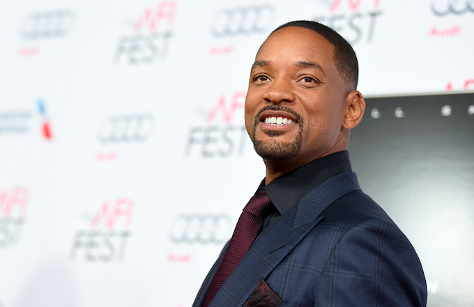 Will Smith Surprises Teens Behind Viral Anti-Bullying Video