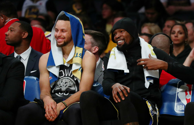 Steph Curry Responds to Kevin Durant Thinking the Warriors Didn't Accept Him