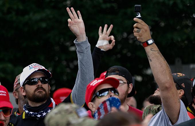 Anti-Defamation League Deems 'OK' Hand Gesture a Hate Symbol