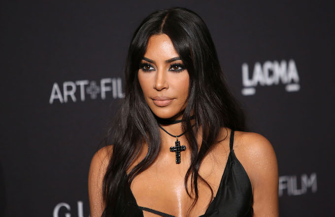 Kim Kardashian Shares Her Perspective on the College Cheating Scandal