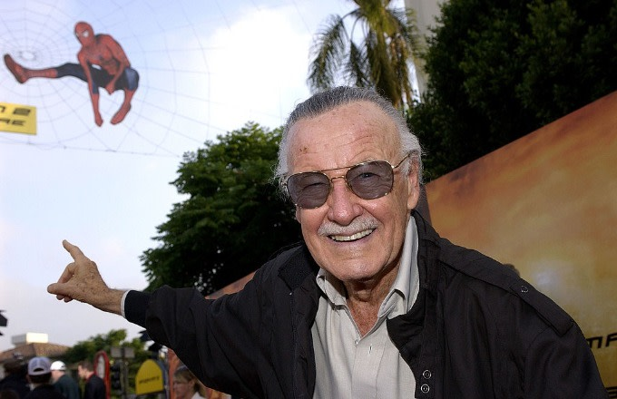 Stan Lee Getting a Bronx Street Named in His Honor