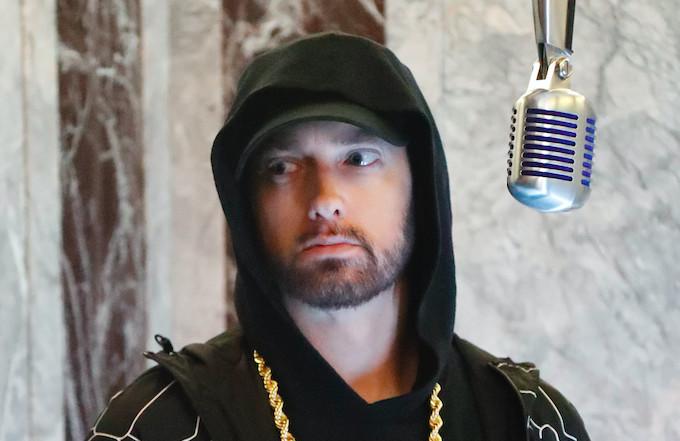 Eminem Publisher Sues Spotify Over Alleged Copyright Infringement