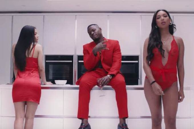 """Fekky's Back With A Bang In Stylish Self-Directed """"All The Smoke"""" Video"""
