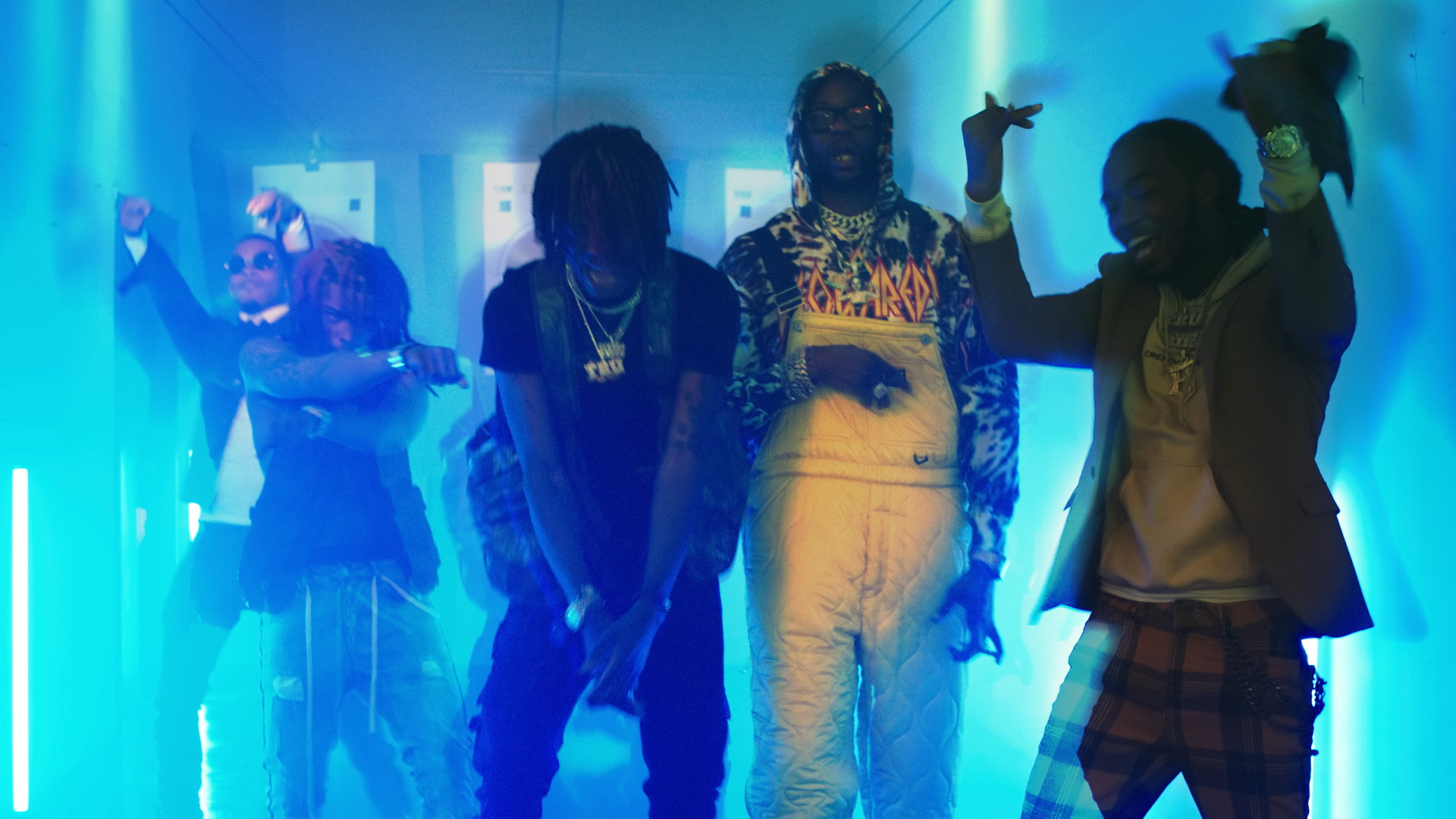 "Premiere: 2 Chainz and His T.R.U. Crew Share Video for ""Shoot It Out"""