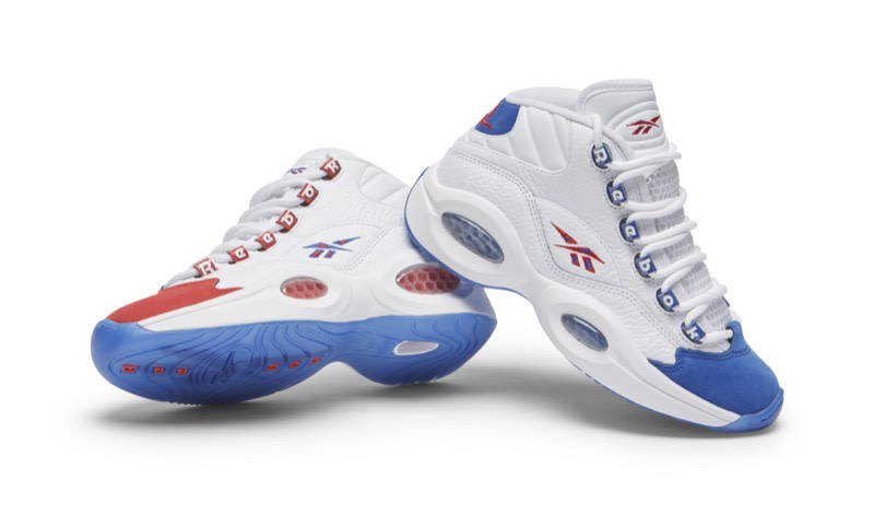 PROMO: Reebok's New Question Mid is the Only Way to Double Cross