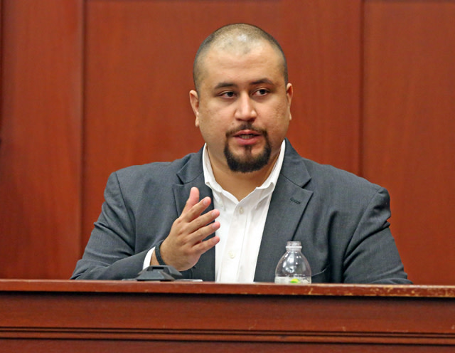 """George Zimmerman Threatens to Feed Jay Z to """"An Alligator"""" Over Trayvon Martin Documentary"""
