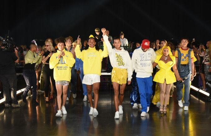 VFILES Partners With Depop for NYFW Show Highlighting Young Talent