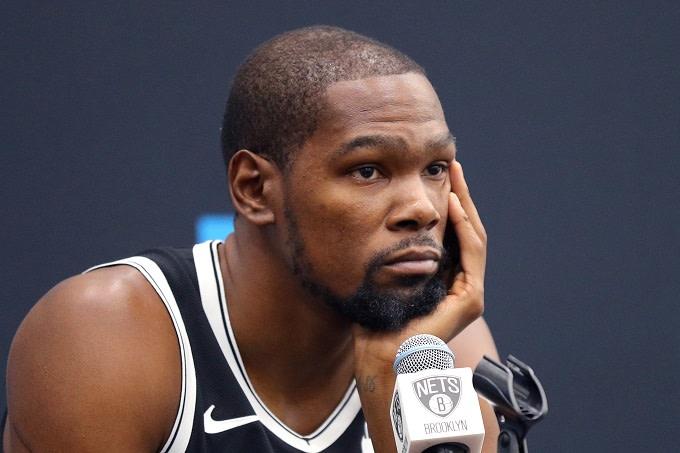 Kevin Durant Built a Dream Team of Former Teammates