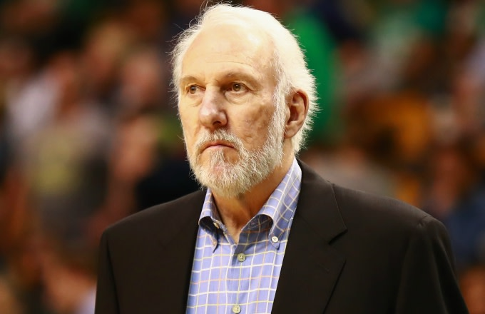 Gregg Popovich Gave an Excellent Answer When Asked Why Rich People Should Give to Charity