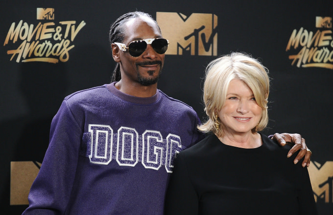Snoop Dogg Trolls 6ix9ine by Reminding People Martha Stewart Didn't Snitch