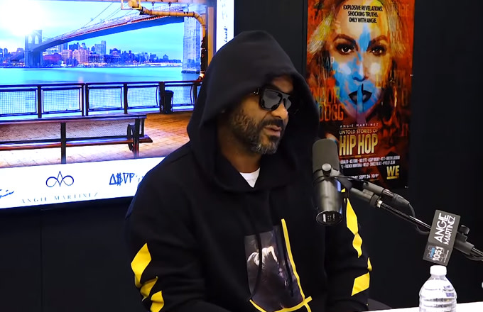 Jim Jones on 6ix9ine: 'When the Clown Gives Out Information, Everybody Laughs'
