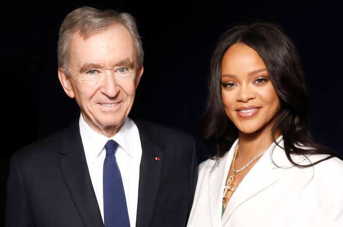 Bernard Arnault of LVMH Becomes Third Person With a Fortune Over $100 Billion