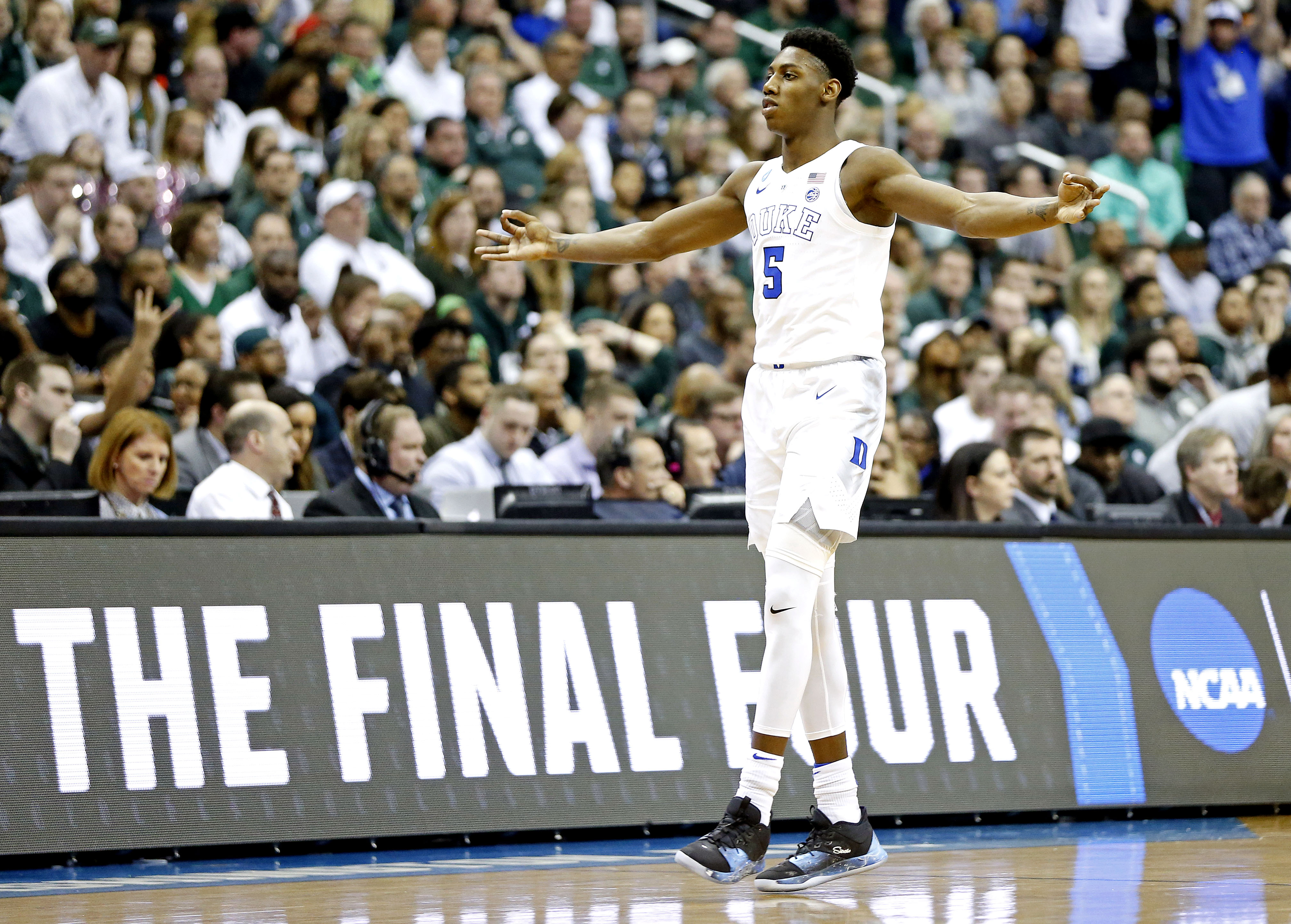 12 Things You Probably Didn't Know About RJ Barrett