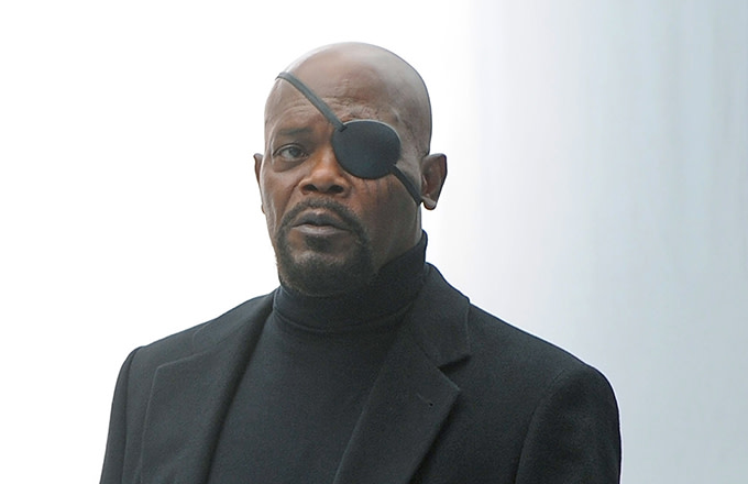 Nick Fury Referenced Spider-Man and the X-Men in Deleted 'Iron Man' Post-Credits Scene