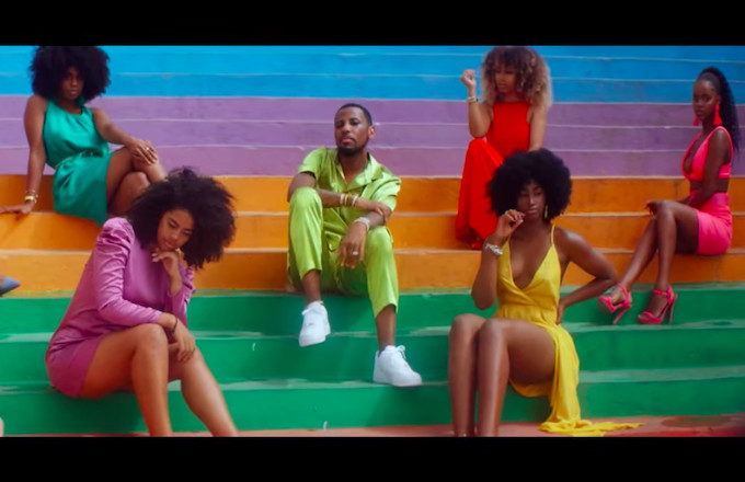 """Watch Fabolous's New Video for """"Choosy"""" f/ Jeremih and Davido"""
