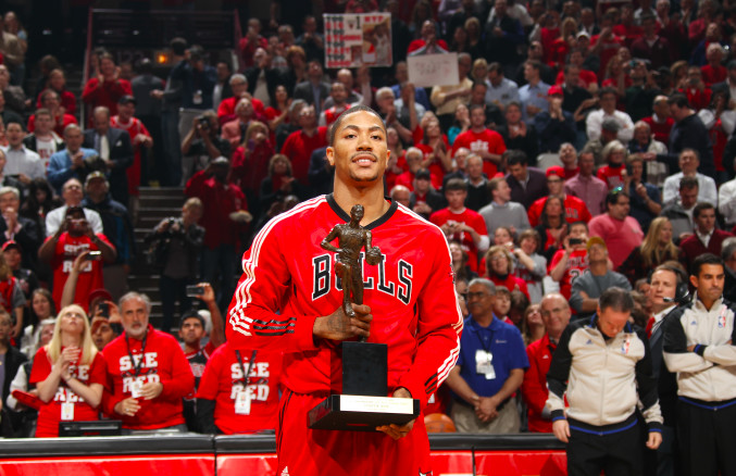 Derrick Rose on Load Management: 'I Probably Would've Still Been a Chicago Bull by Now'